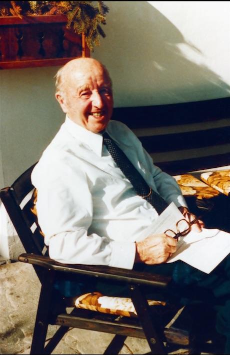 August Künzler